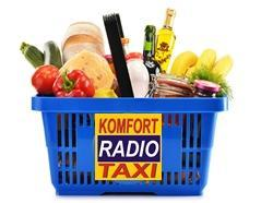 Zakupy Komfort Radio Taxi